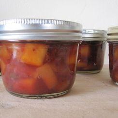 Mango Cranberry Chutney