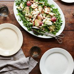 The Silver Palate's Genius Day-After-Thanksgiving Salad