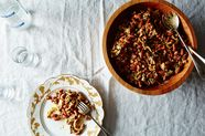 Lobios Salad (Spiced Kidney Beans with Herbs and Feta)