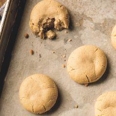 Tehina Shortbread Cookies