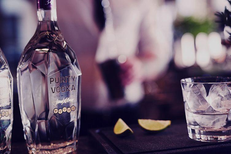Purity Vodka's Concubine