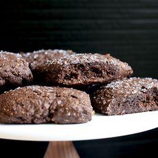 Chocolate Almond Scones