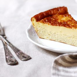 Tuscan Rice and Custard Torta (Torta di Riso alla Carrarina)