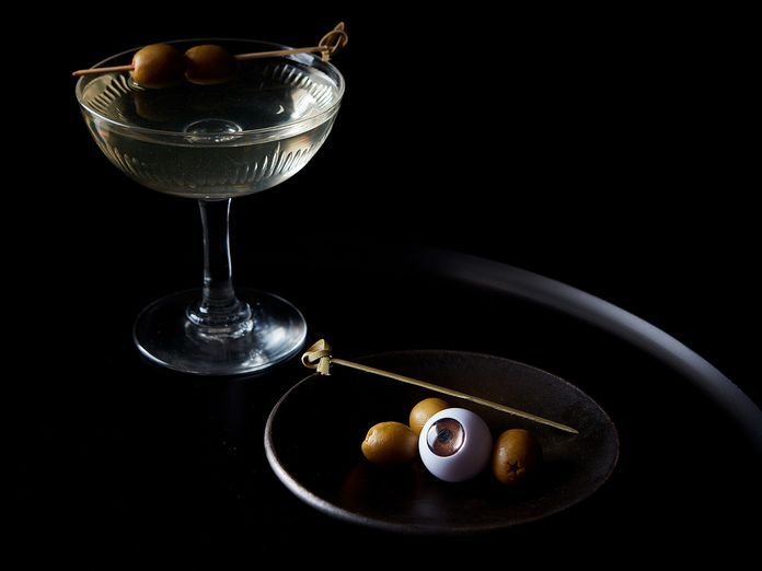 A Wicked-Good Cocktail and a Reminder to Reclaim Brine as an Ingredient in Its Own Right