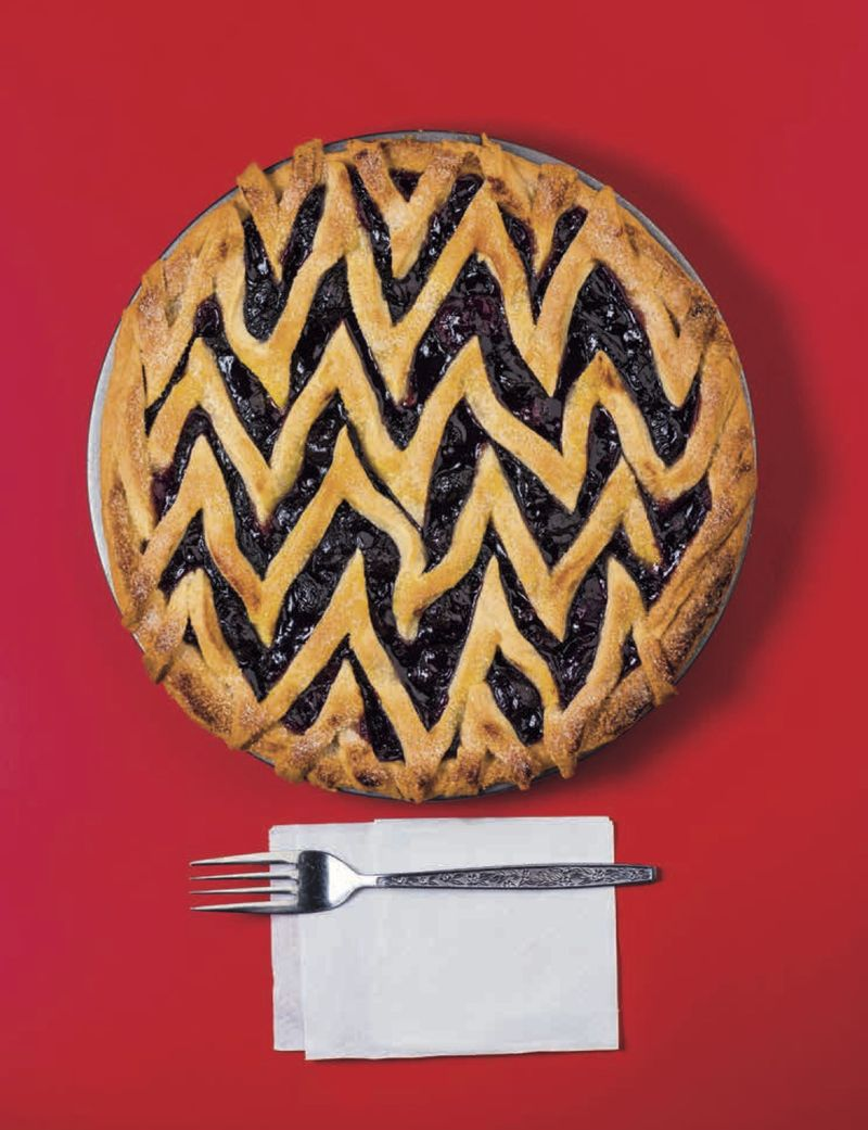 Shelly Johnson's Cherry Pie.