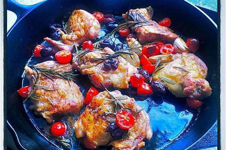 Cast Iron Chicken Thighs Recipe On Food52