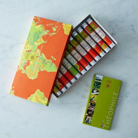 Single Estate Loose Teas from Around the World Box Set