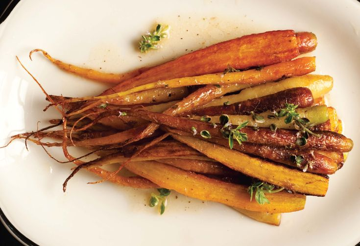 Joe Beef's Carrots with Honey Recipe