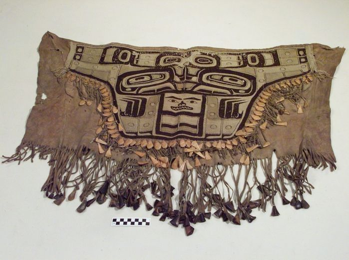 Native American Apron design