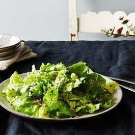 You Should Be Adding Fresh Herbs to Your Salads