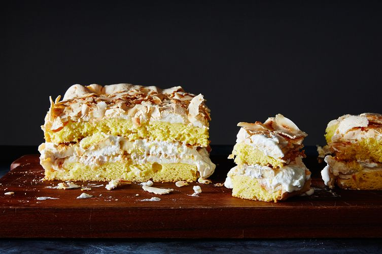 Worlds Best Cake with Banana Coconut Recipe on Food52