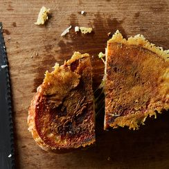 Ruth Reichl's Diva of a Grilled Cheese