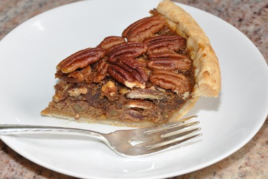 Mr. T.'s Pecan Pie