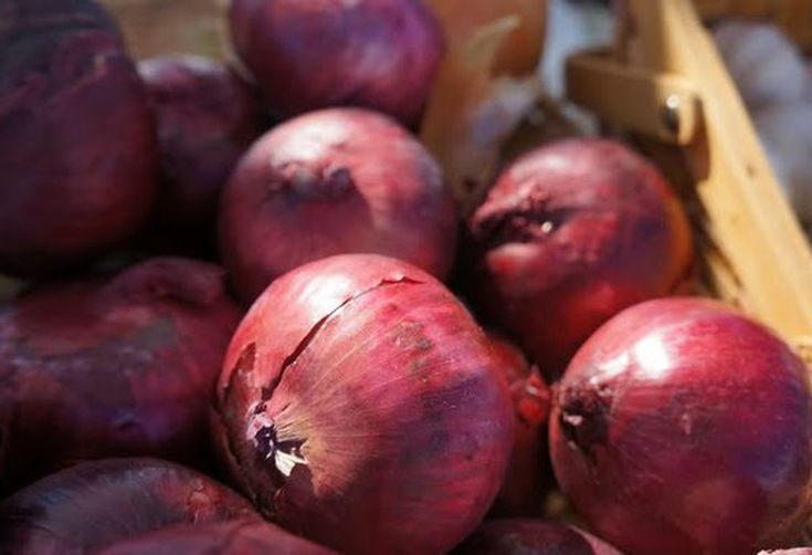 Aw Snaps: Red Onions