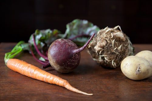 Your Best Root Vegetables!