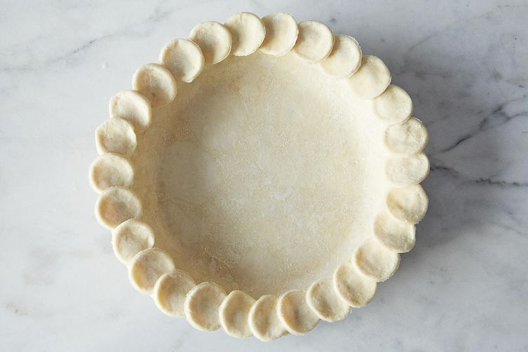 All Lard Pie Crust Recipe