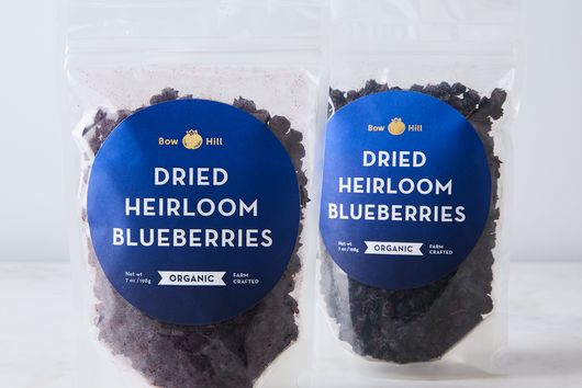 Organic Heirloom Dried Blueberries (Set of 2)
