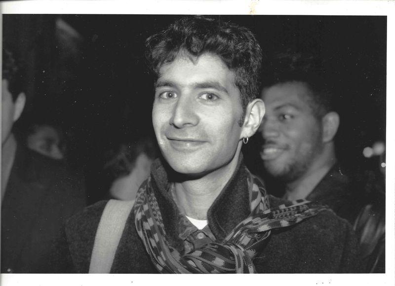 Sandor Katz in the '90s.