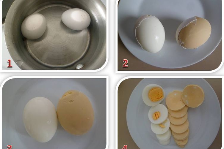 How to Make Scrambled Egg Without BREAKING the EGG!