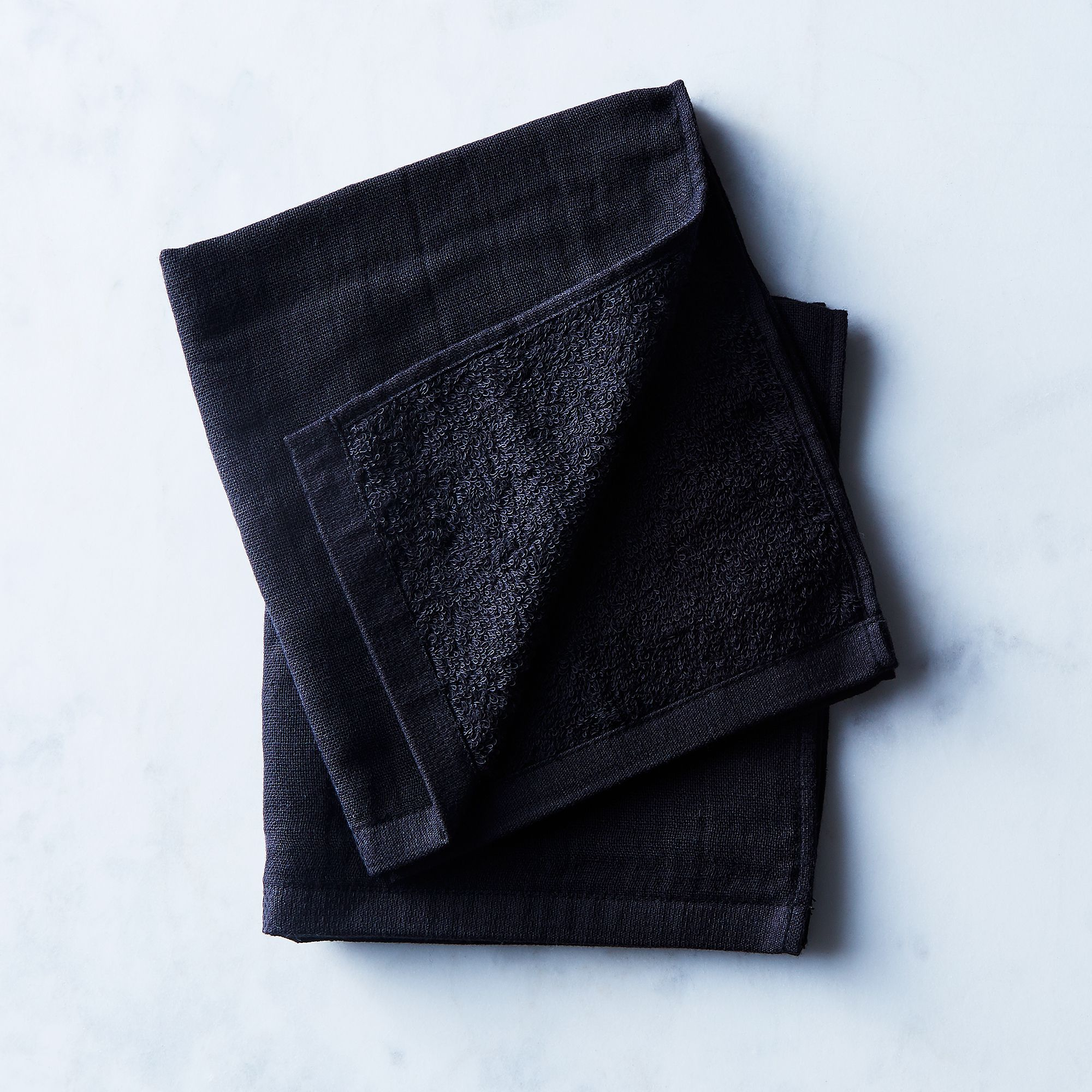 5b125230 17d6 4c17 9428 91f379faa445  2017 0815 morihata gauze towels wash cloths set of 2 black silo julia gartland 36068