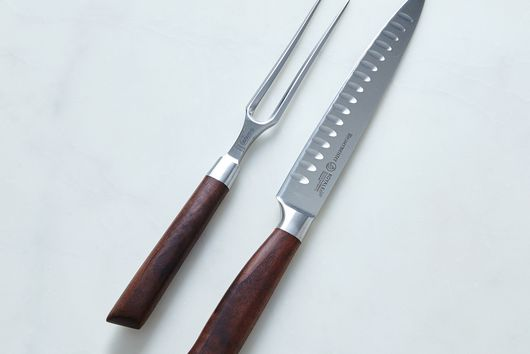 Walnut Kullenschliff Essential Carving Set