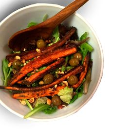 1fa60eca 9a93 40e2 ab33 f119f93b2c23  sumac carrot salad with almonds olives