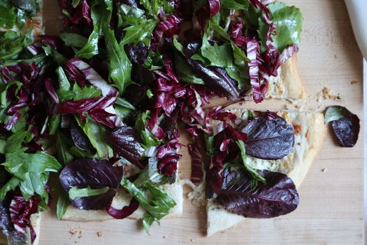 Salad Pizza
