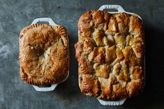 Remember This Simple, 4-Part Formula, Make Any Pot Pie