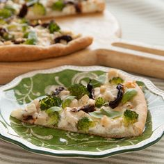 Savory Chicken Vegetable Pizza