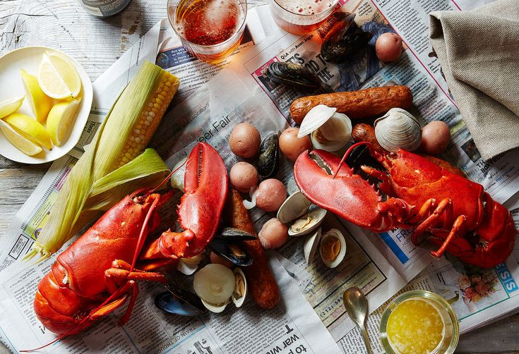 How to Clambake at Home—Without a Recipe