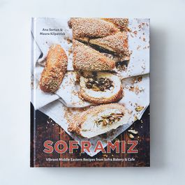 Soframiz: Vibrant Middle Eastern Recipes from Sofra Bakery and Cafe, Signed Copy