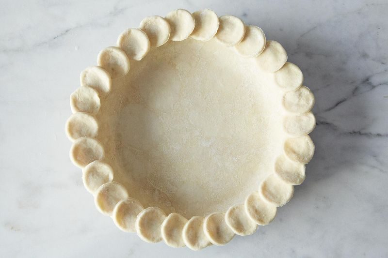 pie crust dots