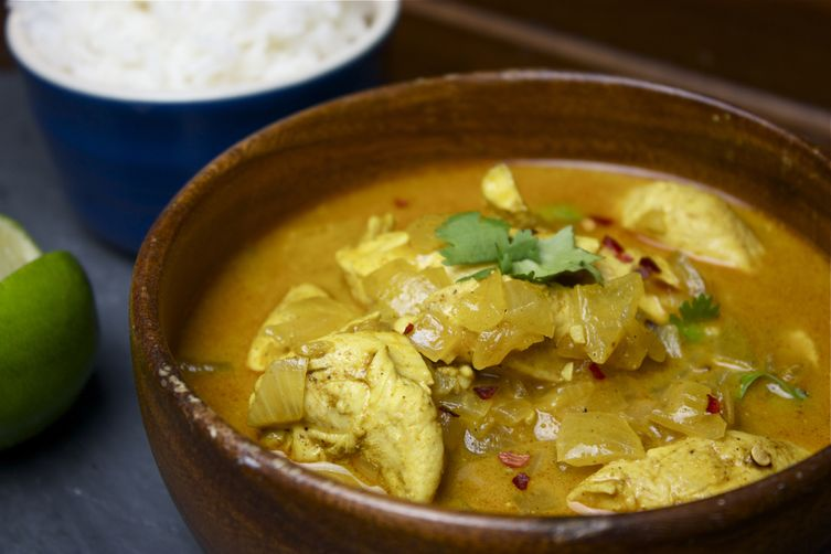 Cheap creamy chicken curry recipe on food52 cheap creamy chicken curry forumfinder Choice Image