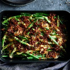 Green Bean Casserole With 4 Ingredients (None of Them Canned)