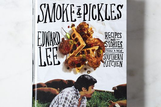 Smoke and Pickles, Signed Cookbook