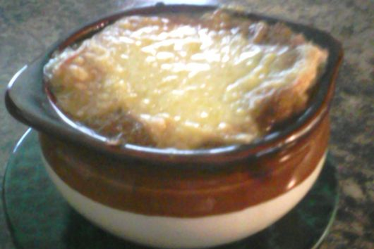Not So French Onion Soup