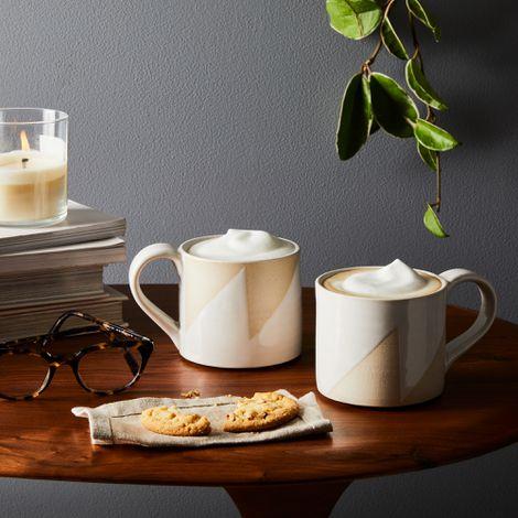 Handmade Friendship Mugs (Set of 2)