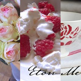 Raspberry Eaton Mess
