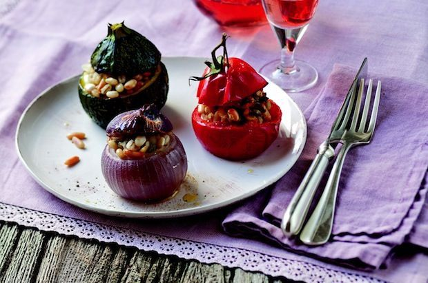 Stuffed Vegetables from Food52