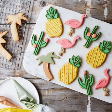 Holiday in the Sun Cookie Cutter Set