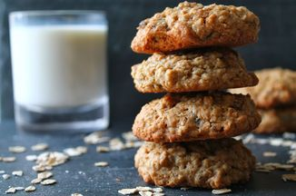 6d1cad4d 0b6e 463e b429 107e08673f7b  image sea salt golden raisin and oatmeal cookies oatmeal cookie recipe holiday www.the chefs wife.com