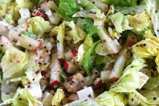 Quinoa Couscous Salad