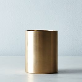 Brass Canister