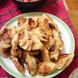 Dumplings (of all sorts) by Ann Goldman