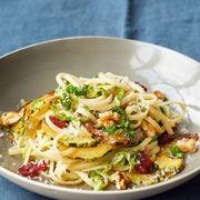 E2273702 fdaf 435b 9865 5b119a51597e  pasta with cabbage winter squash and walnuts c ellen silverstein