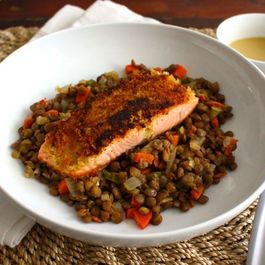 6633a95f 6d08 4834 9787 dad43b99ee67  salmon lentils side