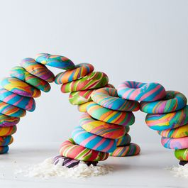 Are Rainbow Bagels Taking Over the World?