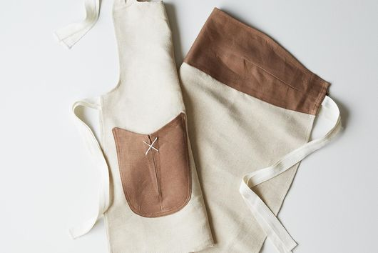 Heirloom Children & Adult Aprons