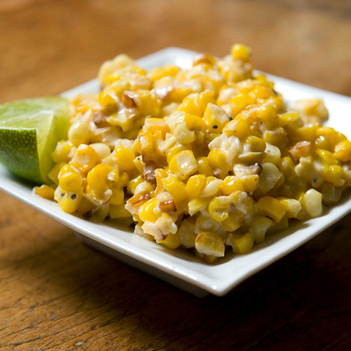 Roasted Corn with Lime, Parmesan and Chili Recipe on Food52
