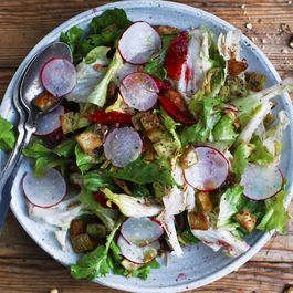 The Escarole Salad of Your Dreams